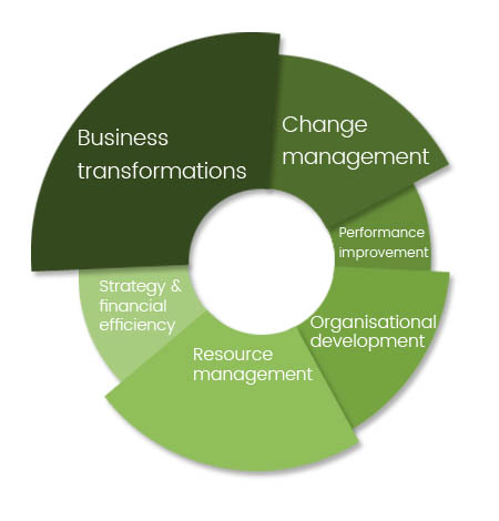 Change Management and Business Transformation