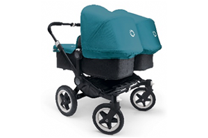 <h2>Bugaboo Donkey<br/></h2><p><span>Description:</span><br/>Choice of Aluminium Or Black, Chassis 7 Tailored Fabric Colour Packs To Choose From</p><p><span>Colours:</span><br/>Off White, Grey Melange, Black, Petrol Blue, Ice Blue, Soft Pink, Red</p><p><span>Price:</span><br/>£999 (Aluminium)<br/>£1089 (Black Chassis)</p>