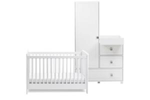 <h2>Soho<br/></h2><p><span>Description:</span><br/>Cot Bed, Double Wardrobe/Dresser</p><p><span>Colours:</span><br/>White</p><p><span>Price:</span><br/>Cot Bed (£300) Wardrobe/Dresser (£650) </p>