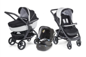 <h2>Trio Stylego<br/></h2><p><span>Description:</span><br/>All In One, 50cm Wide, From Birth, Fully Recline, One Hand Fold<br/></span><br/><span>Colours:</span><br/>Black Night</p><p><span>Price:</span><br/>£600</p>