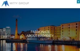 Mitty Group - Property website design by Toolkit Websites, Southampton