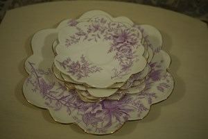 Fine china, from yesteryear