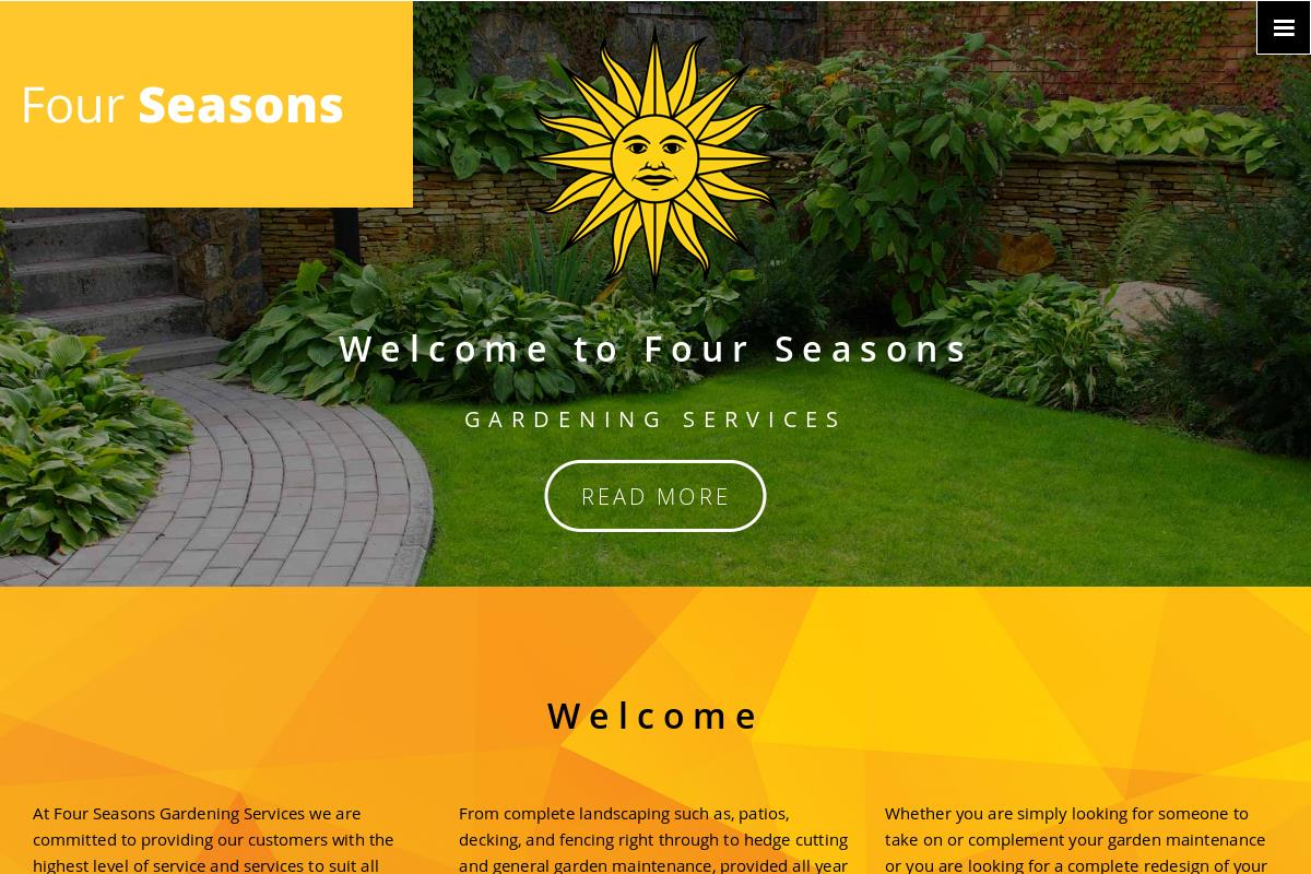 Four Seasons Gardening Services : Four Seasons Bideford