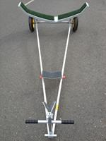 280-215    Launching Trolley - Aluminum