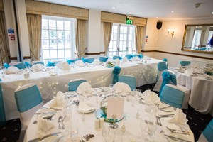 Room decoration by Chair Cover Dreams
