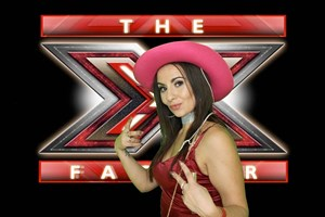 She has the X factor!