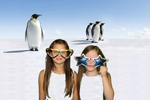 Girls & Penguins