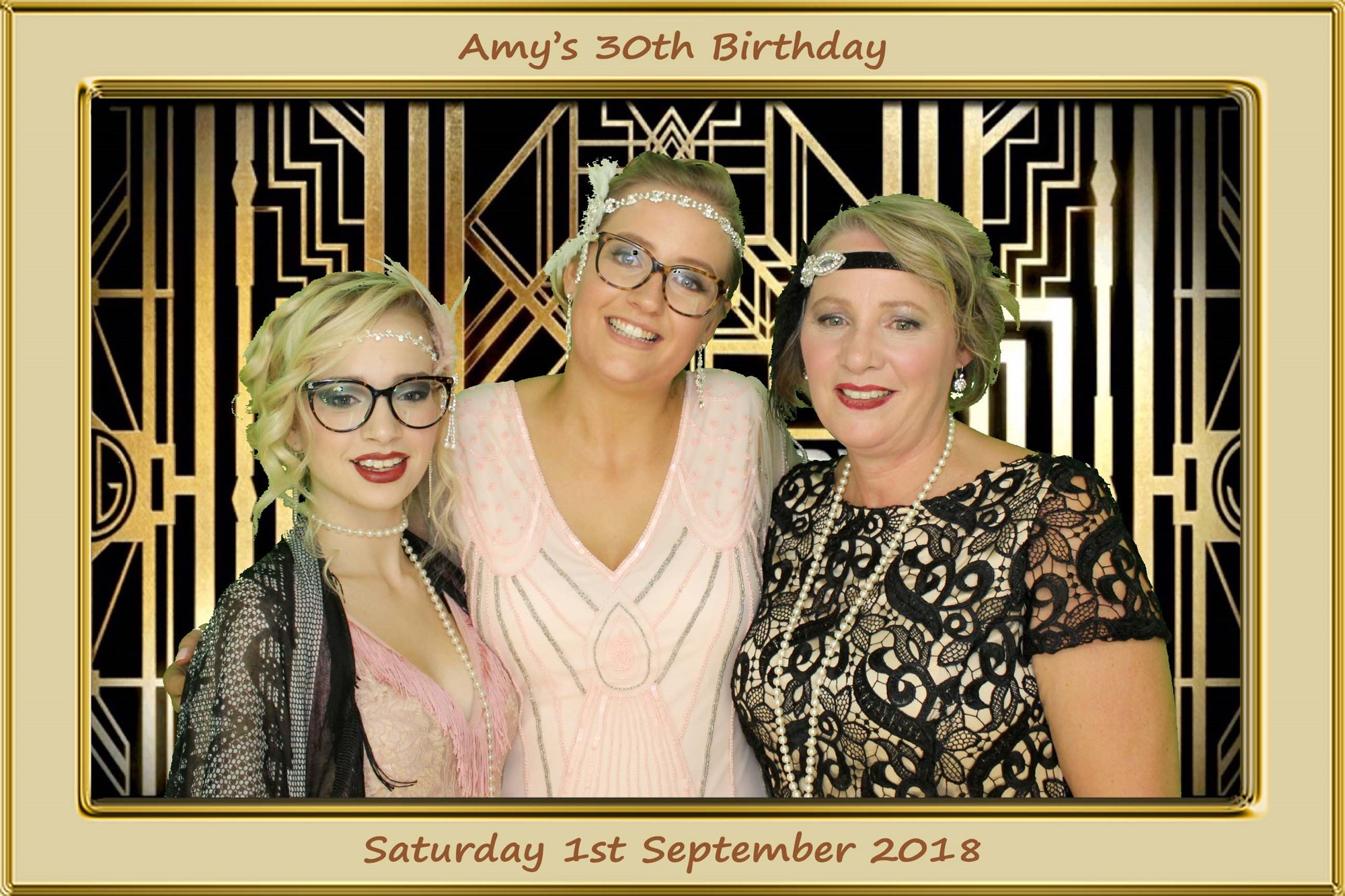 Make your Birthday Party memorable - hire one of our Photobooths or Magic Selfie Mirrors.