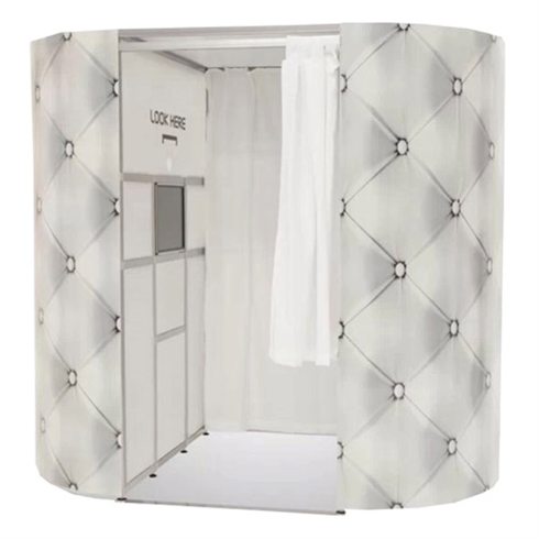 Our booths are top of the range products (Dec 16), very elegant and incredibly stylish. The booths are of the highest quality and feature the latest photo and video booth technology, ensuring you will enjoy a quality, fully customized package to suit your celebratory needs.