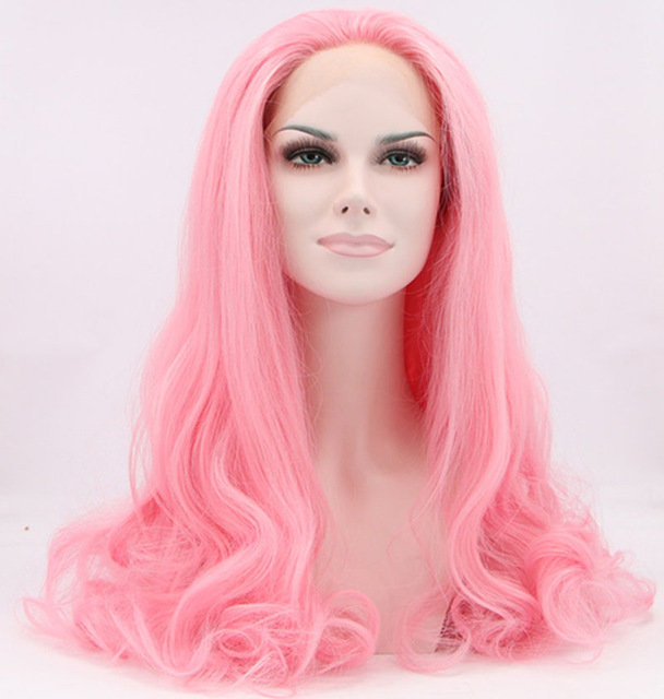 <strong>                                                                 SINGLE COLOUR HEAT RESISTANT SYNTHETIC HAIR WIGS </strong>