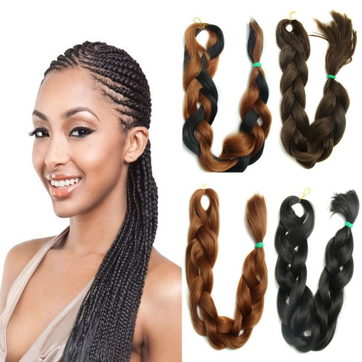 <strong>SINGLE COLOUR KANEKALON BRAIDING HAIR</strong>