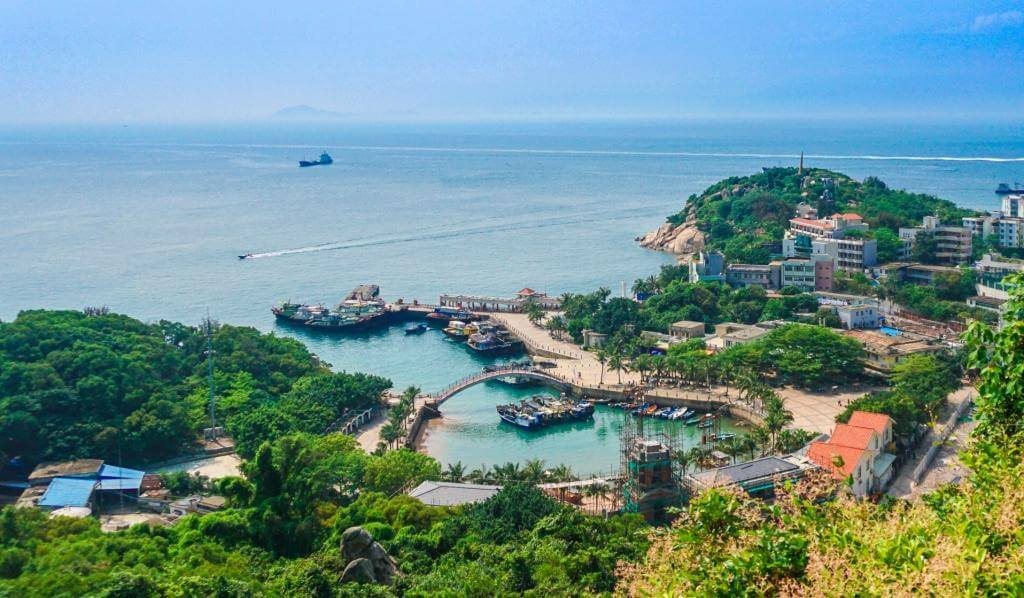 Image of Zhuhai Coast, China