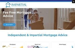 Impartial Mortgage & Protection Ltd - Financial web design by Toolkit Websites, professional web designers