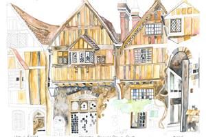 Winchester, Cheyney Court <iframe frameborder='no' scrolling='no' src='http://www.maisonartsoleil.com/pp/1260'  width='250px'  height='145px' ></iframe>