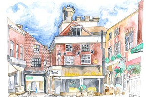 Winchester, The Social Square <iframe frameborder='no' scrolling='no' src='http://www.maisonartsoleil.com/pp/1261'  width='250px'  height='145px' ></iframe>
