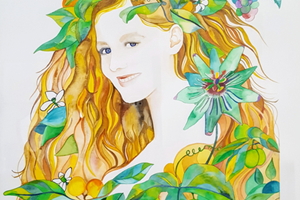 Lady Clementine greetings card<iframe frameborder='no' scrolling='no' src='https://www.maisonartsoleil.com/pp/1289'  width='250px'  height='145px' ></iframe>
