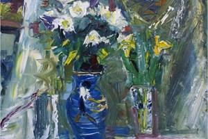 Flower study 11 36'x36'