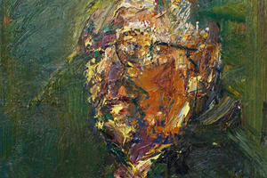 Self portrait study 1                   