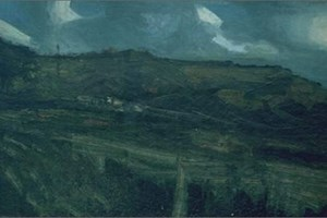 Trevalga cliff