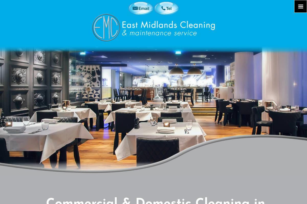 East Midlands Cleaning Maintenance Services Ltd And