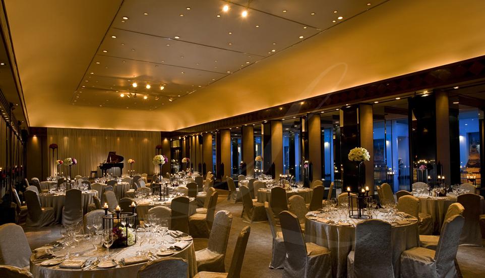 Premium Event Dining Hall