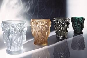 Lalique Muse vases