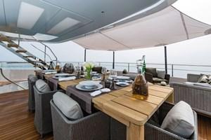 Yacht setting