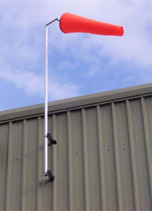 Windsock Poles And Masts Mcwilliam Windsocks