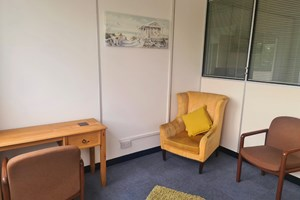 Harrington Consultation Room.
