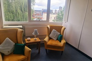 Beaumont Consultation Room - perfect for 1-2-1 Counselling.