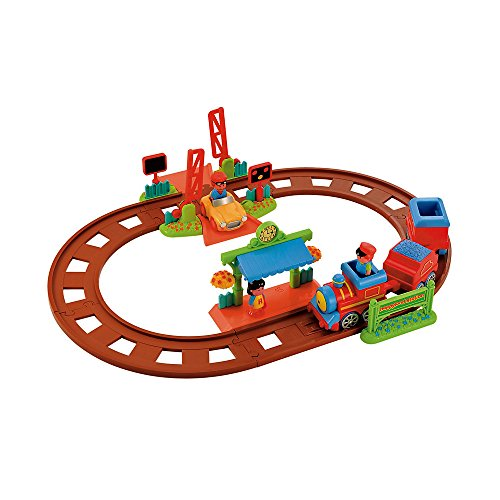 happyland train track instructions