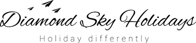 Diamond Sky Holidays Logo