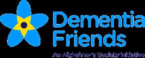 Dementia and Friends Logo