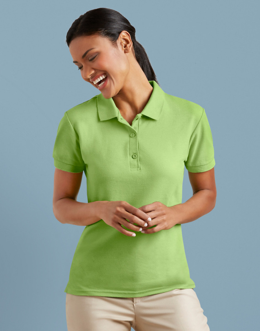 Ladies premium polo shirt