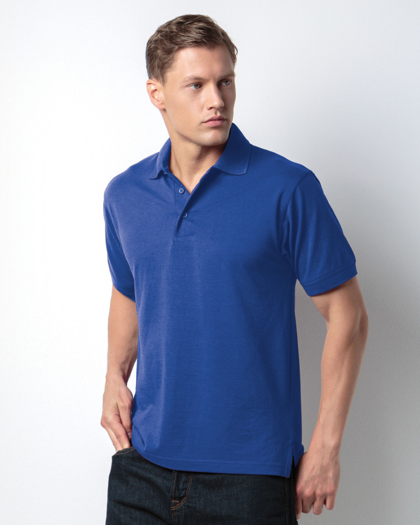 Mens work polo shirt