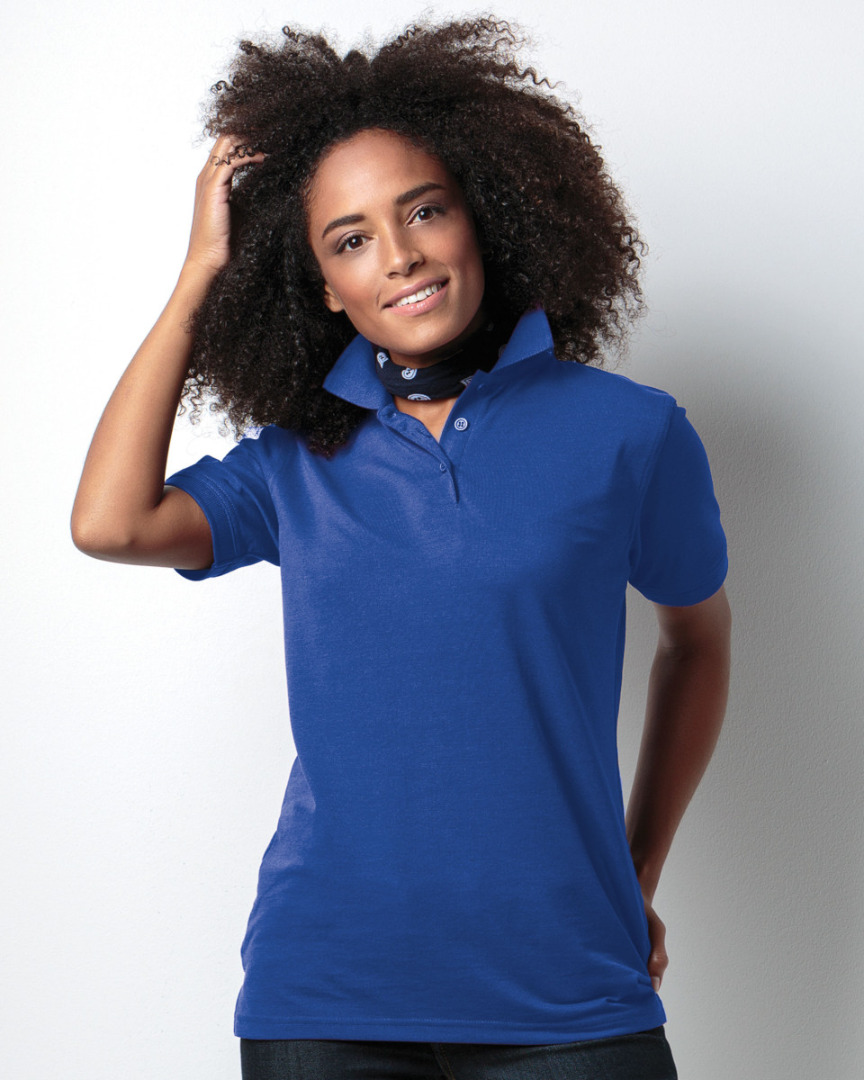 Ladies work polo shirt