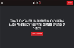 Unique Fitness - Personal Trainer website design by Toolkit Websites, Southampton