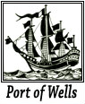 port of wells logo