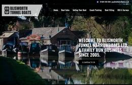 TT Boat Company Ltd - website design by Toolkit Websites, professional web designers