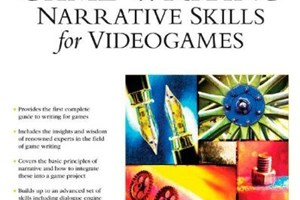 Game Writing Narrative Skills for Videogames book cover