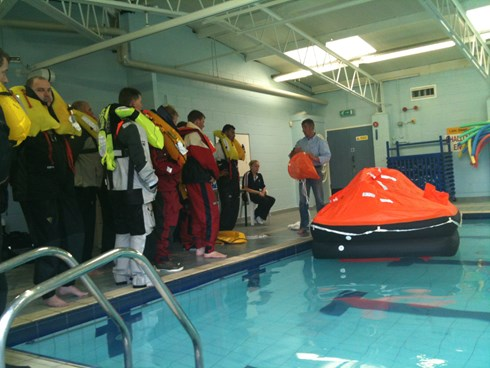 Offshore Safety : Sailing Logic