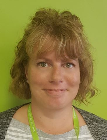 Image of Suzanne Shields, Community Health Development Worker