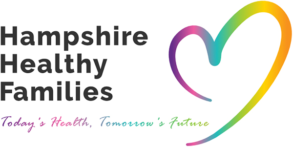 Hampshire Healthy Families Logo