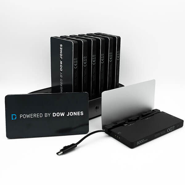 black wallet chargers for mobile devices
