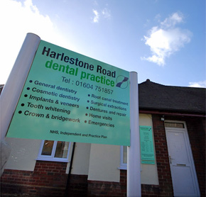 Harlestone Road Dental Practice