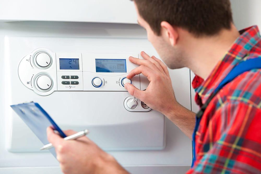 Landlord Property Boiler