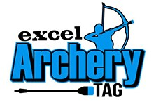 bow archery tag