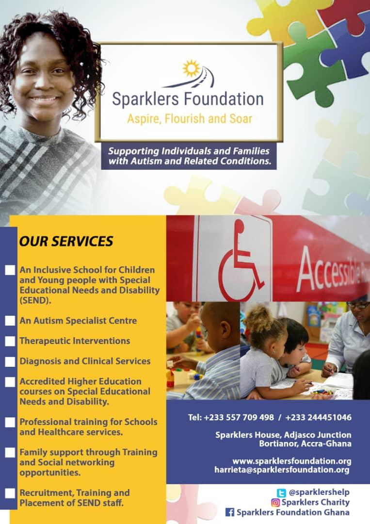 Events and Links : Sparklers Charity