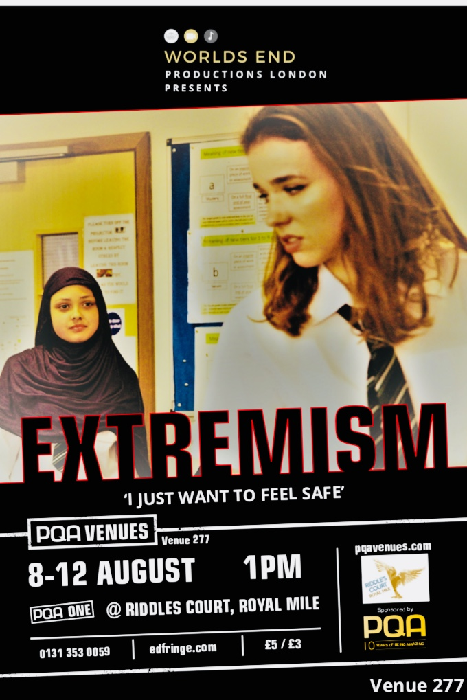 extremism poster