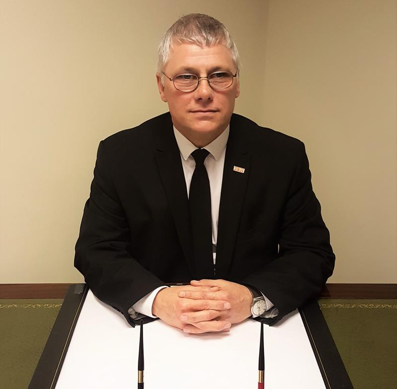 Alistair Fawcett Funeral Director